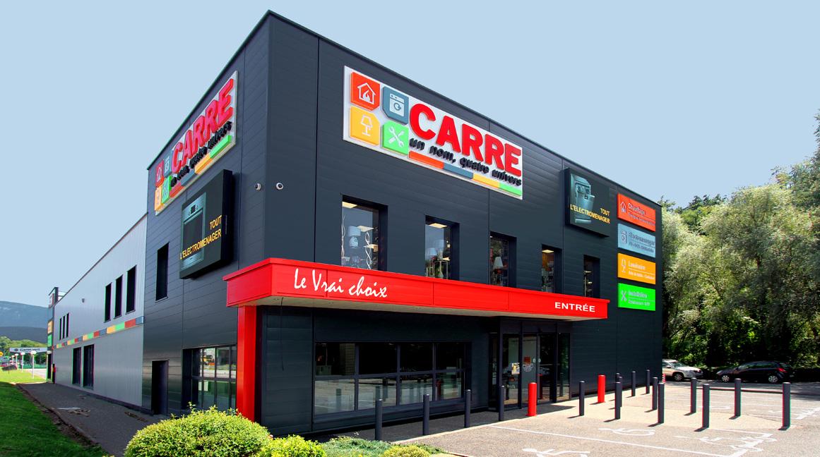 magasin Carre Pont de Beauvoisin
